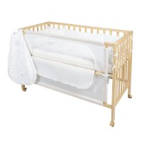 Room Bed safe asleep®, 60 x 120 cm Sternenzauber,...